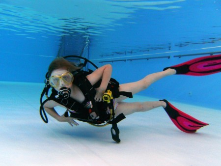 Open Water Diver OWD - CMAS*